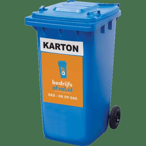 Papiercontainer 240 liter